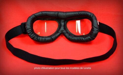 moto custom solex climax T-010+T-013 route *LOT 2 PAIRES* Lunette de soleil
