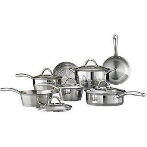 Tramontina-Gourmet-Acero-Inoxidable-Tri-capa-base-conjunto-de-utensilios-de-cocina-12-piezas
