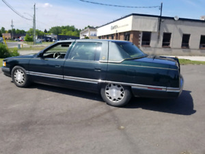 1996 Cadillac Deville Country Club Edition