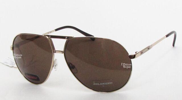 a08993a69de5 Carrera Turbo J5g SP Gold Unisex Polarized Aviator Sunglasses for ...
