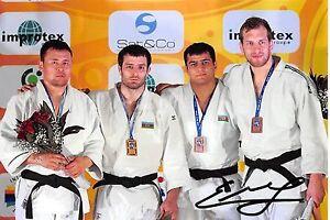 Elmar Gasimov - AZE - Olympia 2016 - Judo - SILBER - Foto - orig. sig  (1)