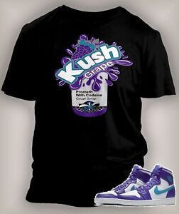 Graphic-Tee-Shirt-Kush-for-the-Streets-Big-and-Tall-Pro-Club-Mens-Small-to-10XL
