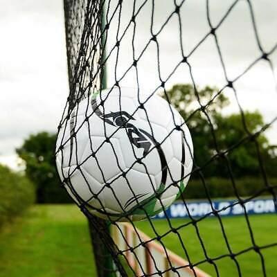 """Football Soccer Hard Impact Net Barrier Backstop  4/"""" Nylon Netting 100/' x 12/'"""