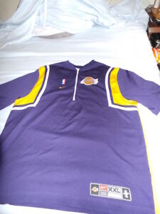 f4c016102d5 Image is loading Vintage-Nike-Los-Angeles-LA-Lakers-Authentic-Warmup-