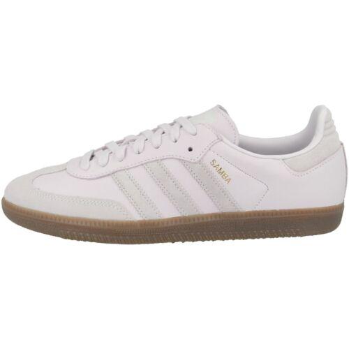 Adidas Samba OG Schuhe Original Sneaker Sport Freizeit Sneakers orchid BD7533