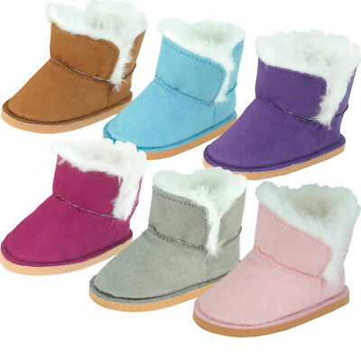 """Sherpa Boots made for 18/"""" American Girl Doll Clothes Your Choice Color"""