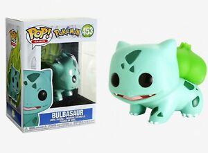 Funko-Pop-Games-Pokemon-Bulbasaur-Vinyl-Figure-Item-36237