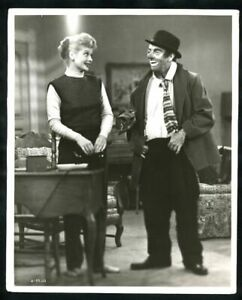 1950s-LUCILLE-BALL-In-I-LOVE-LUCY-Vintage-Original-Photo-I-LOVE-LUCY-SHOW-gp