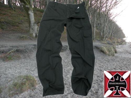 Größe : 52 Leicht Dunkel Tannengrün GB Polizei Einsatzhosen