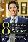 You Can You Will 8 Undeniable Qualities of a Winner by Joel Osteen Compact
