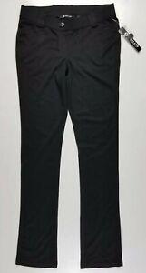 Milano-Black-Pants-Leggings-Stretch-Elastic-Waist-Sz-Small-NWT