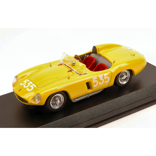 FERRARI 500 MONDIAL N.535 RETIrosso MILLE MIGLIA 1956 G.CASAROTTO 1:43 Art Model