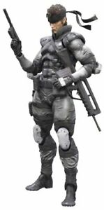 Metal-Gear-Solido-Giocare-Arts-Kai-Solido-Serpente-Figura-Square-Enix-Giappone