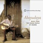 Abayudaya - Music from the Jewish People of Uganda by Various Artists (CD, Oct-2003, Smithsonian Folkways Recordings)