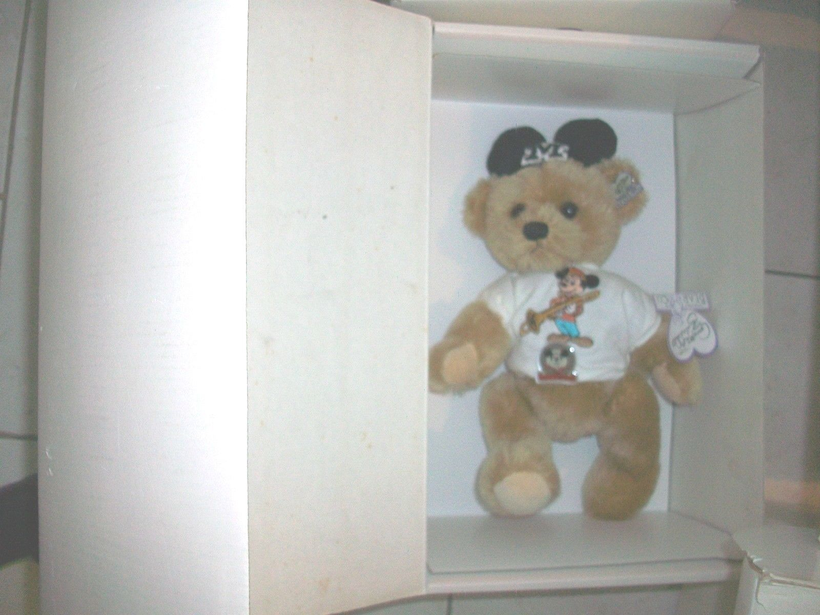 Annette Funicello BEAR  Friday MOUSEKEBEAR   5th IN DAYS OF THE WEEK