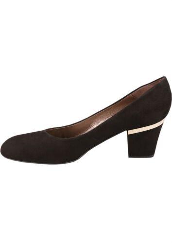 Black Ln22 Uk Tall Girls 10 Court 44 Heel Eu Block 68 Shoe Salex Tallgirls wCYfFHxF