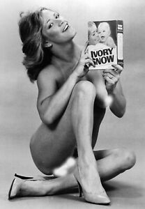Marilyn chambers photos Marilyn Chambers Ivory Snow Black White 8x10 Picture Celebrity Print Ebay