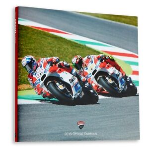 ducati corse jahrbuch 2016 yearbook buch book iannone. Black Bedroom Furniture Sets. Home Design Ideas