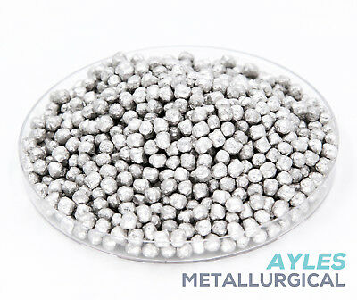 100g Pure 99.9/% Magnesium Mg Element Granules Beads Pellet Particle 5~Mesh