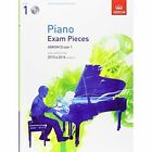 Piano Exam Pieces 2015 & 2016, Grade 1: Selected from the 2015 & 2016 Syllabus by ABRSM (Mixed media product, 2014)