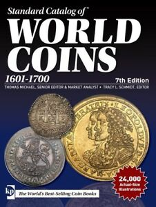 Image Is Loading Standard Catalog World Coins 1601 1700 Price Guide