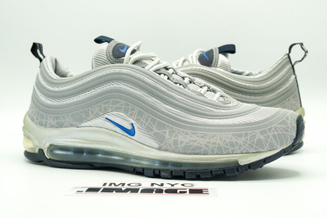 Size 9 - Nike Air Max 97 Lux Silver for sale online | eBay