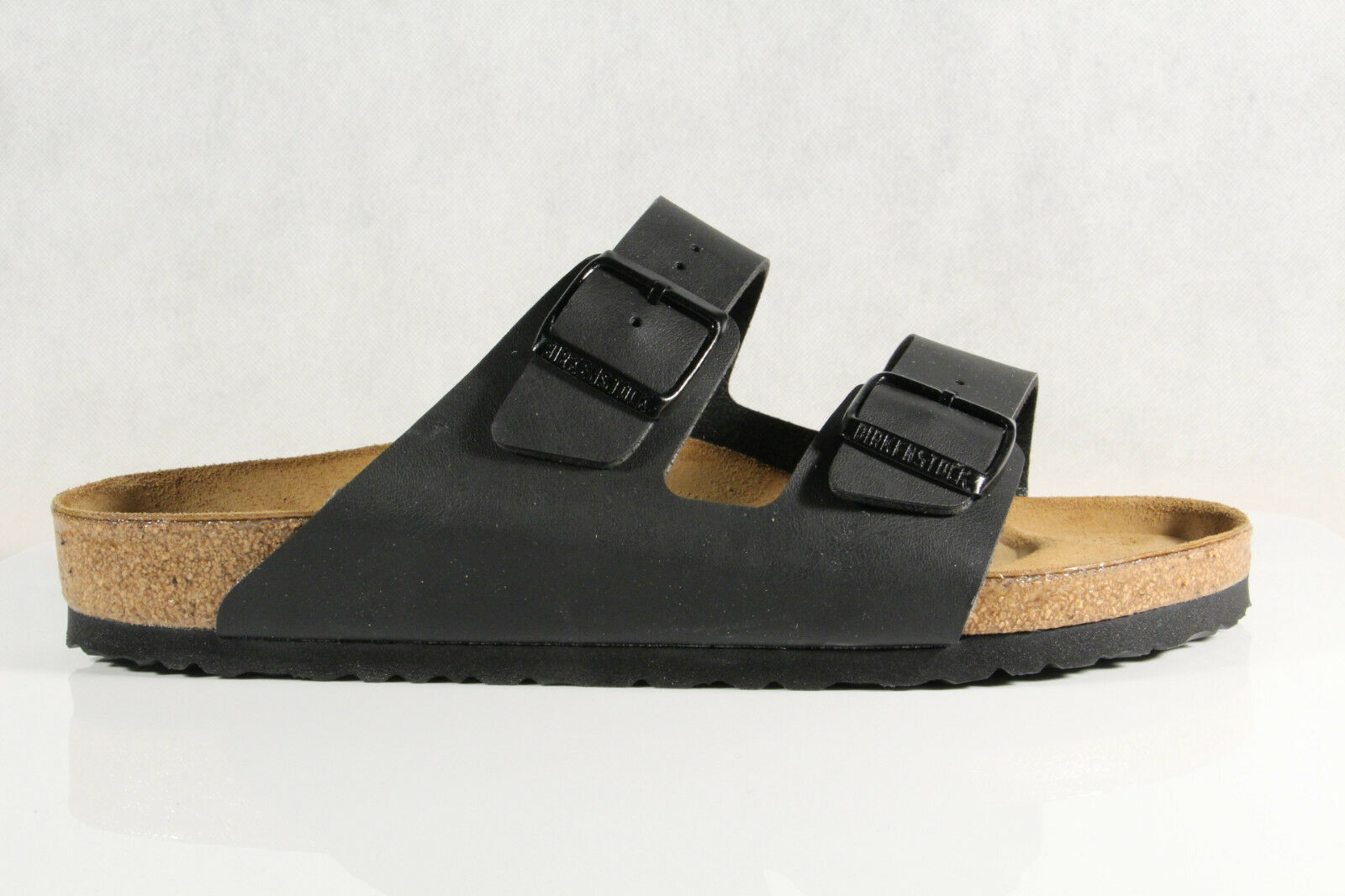 Birkenstock Pantolette Hauschuhe Pantoletten Pantoffel Hauschuhe Pantolette schwarz 051791 NEU 9c1e47