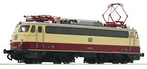Roco-H0-73076-E-Lok-BR-112-309-0-der-DB-034-Neuheit-2019-034-NEU-OVP