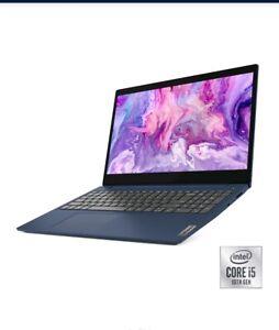 "New Lenovo Ideapad 3 14""FHD Intel Core i5-1035G1 8GB RAM512GB SSD Platinnum Grey"