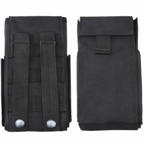 Tactical Bag Molle 25 Round Shot-gun Shell Reload Magazine Pouch 12G Ammo Holder