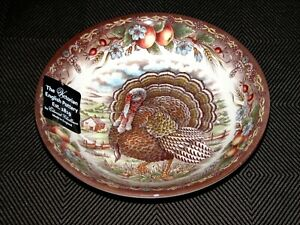 Set 3 The Victorian English Pottery Thanksgiving 9