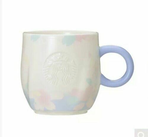 2019 Starbucks Japan Sakura Grace Mug Cup 355ml ~ Series 1