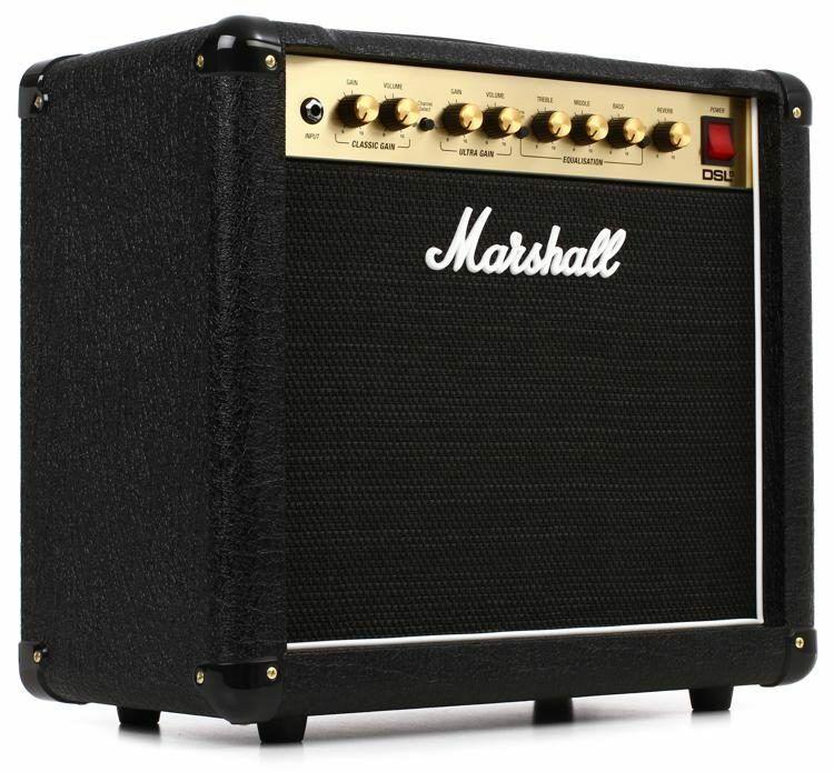Marshall DSL5 Tube Combo Guitar Amp [DJD380]