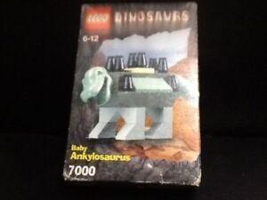 LEGO-Baby-Dinosauro-anchilosauro-7000-japan-import