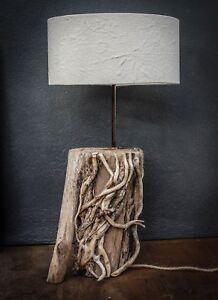 Driftwood lamprustic trunk wood lampdrift wood lamptable lamp image is loading driftwood lamp rustic trunk wood lamp drift wood aloadofball Choice Image