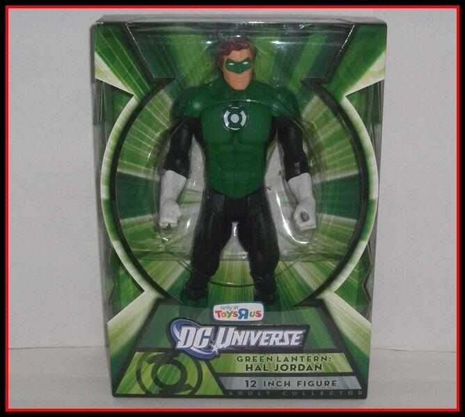 DC clásicos universo - 12 pulgadas Linterna verde Hal Jordan-TRU Exclusivo -  Raro