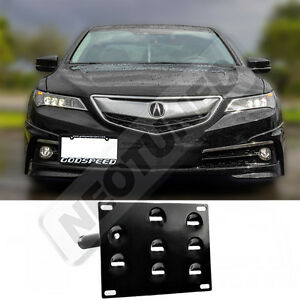 Rev9 For 15-Up Acura TLX Front Tow Hook License Plate ...
