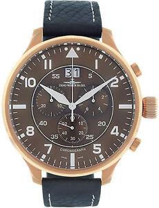 Brandneue-ZENO-WATCH-Superoversized-Big-Date-Chronograph-Quartz