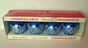 Yuletide-Italian-Ball-Ornaments-Hand-Crafted-Unbreakable-Made-in-Italy