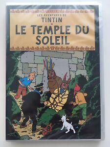 Les-aventures-de-Tintin-Le-temple-du-soleil-DVD-NEUF-SOUS-BLISTER