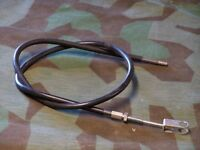 Panhead, Shovelhead 8 Extended Clutch Cable Assembly . 52 - 67