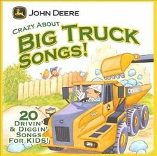Crazy About Big Truck Songs! by Steve Elkins (CD, Apr-2010, Green Hill