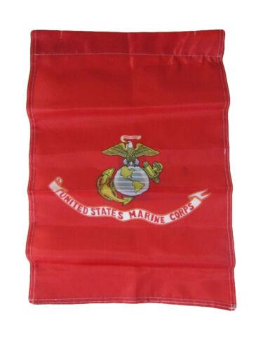 "12x18 12/""x18/"" EGA Marines Marine Corps Vertical Sleeve Flag Garden"