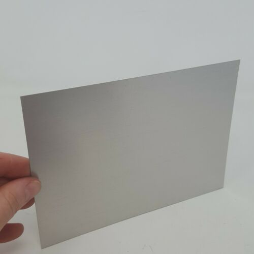 Aluminum Sheets 0.0125 inch 0.033 cm Arts Crafts Jewelry Embossing Costume