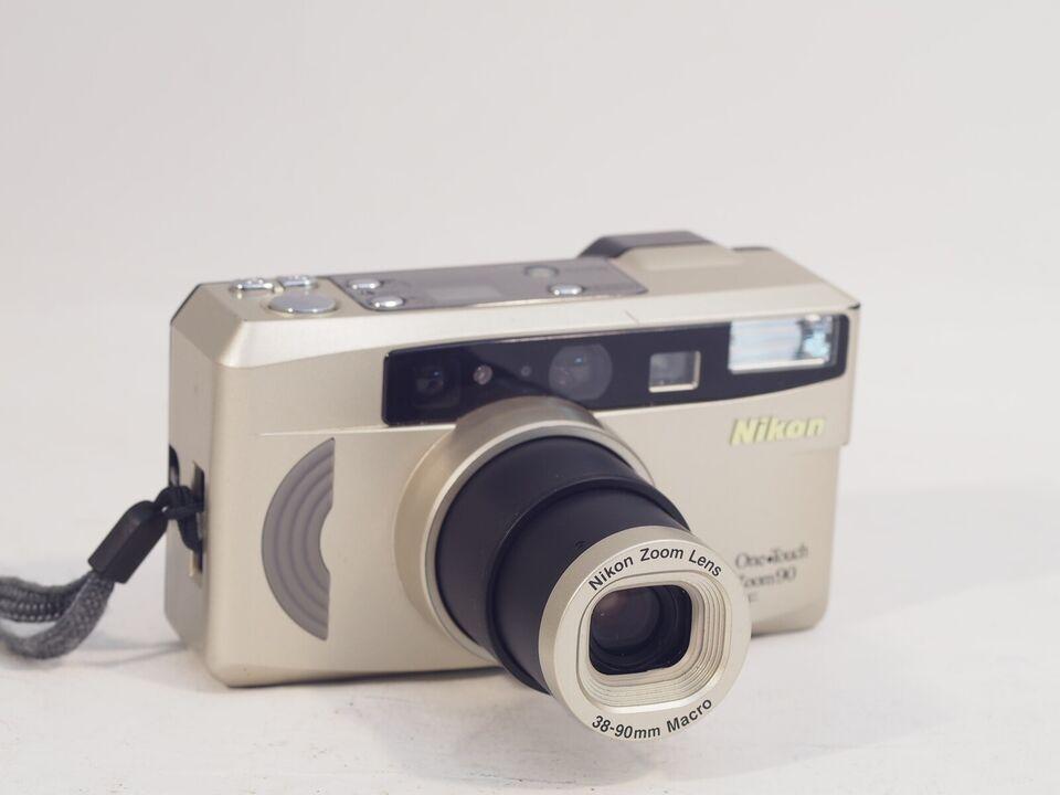 Nikon, One Touch Zoom 90, God