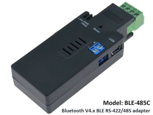 5~27 VDC Bluetooth V4.2 BLE RS-422//485 adapter BLE-485C Voltage