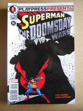 SUPERMAN The Doomsday Wars - Play Press presenta n°14  [G495]