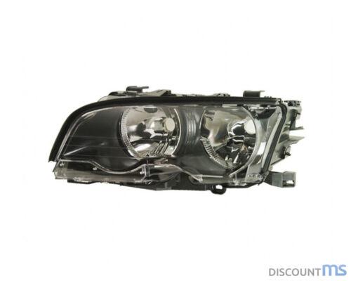 TyC faros h7//h7 con motor a la izquierda para bmw 301089205250401 63126904275 69042