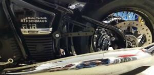 BMW r18 borse da sella supporto vibrare tasche tasche laterali SUPPORTO LATO SINISTRO