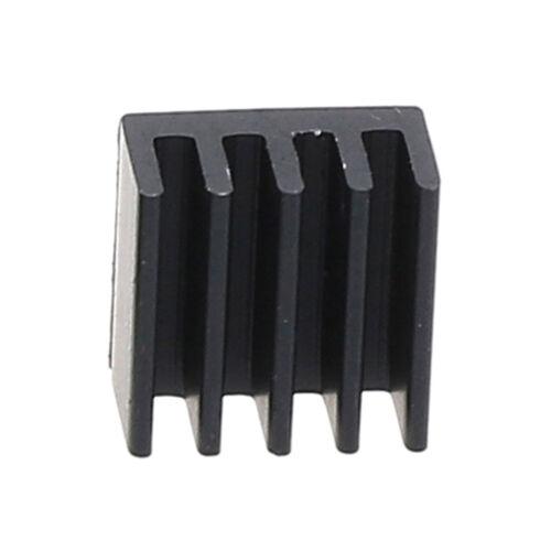 3 Model B Aluminum Heat Sink Raspberry Pi RPI Cooling CPU Copper Heat Sink TEUS